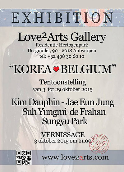 6. Love2Arts Antwerpen Oct 2015 (group)