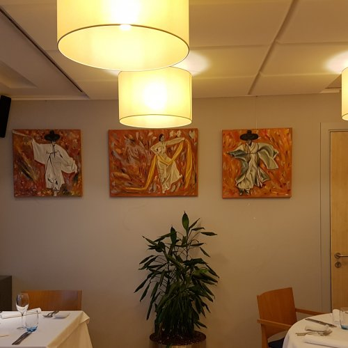 4. Restaurant 'A la carte' Janv – Sep 2018 CESE 3